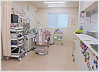 耳鼻科診察室